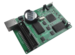 Motronic RT - эмулятор памяти, онлайн настройка ЭБУ